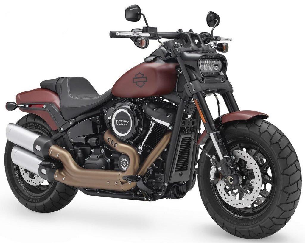Harley-Davidson Price List 2018